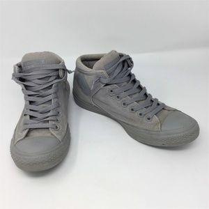 Converse All Star Hi Tops All Gray M9 W11